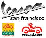 Vespa San Francisco