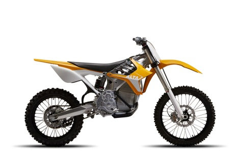 Alta Motors Electric Redshift MX Motorcycle
